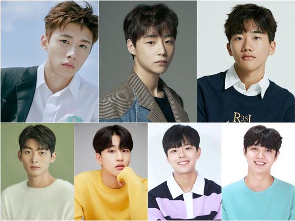 Drama BTS Universe Resmi Umumkan 7 Pemain Utamanya