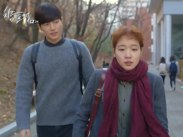 Cheese in the Trap Episode 1-2: Pertemuan Penuh Problematika, Awali Kedekatan Kang Go Eun dan Park Hae Jin