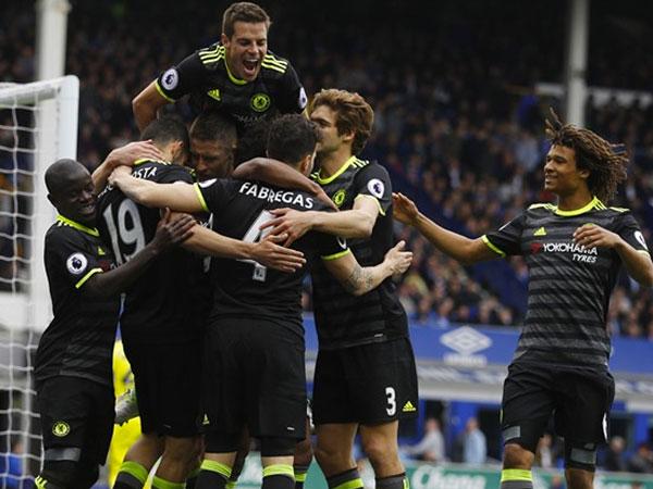 Chelsea Juara Premier League 2016/2017, Ini Daftar Klasemennya!