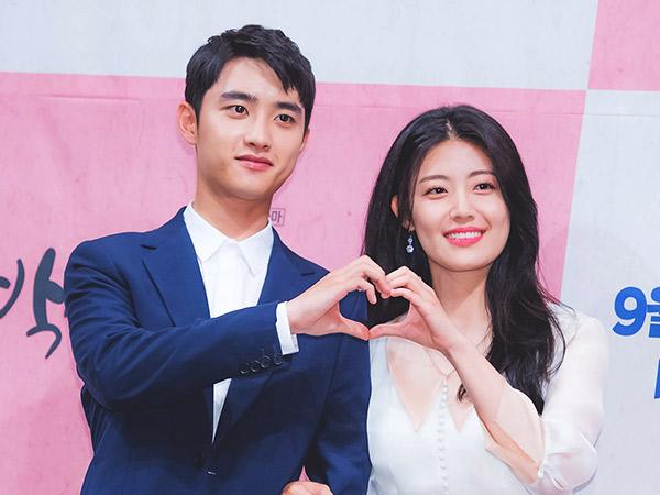 D.O EXO dan Nam Ji Hyun Kompak Jadi Cameo di Drama 'Dear My Room'