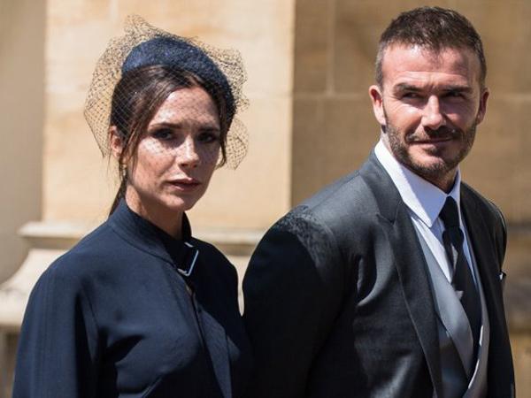 Peringati 20 Tahun Pernikahan, David Beckham Pamerkan Kenangan dengan Victoria