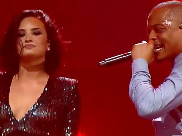 Rilis Single Baru 'Body Say', T.I ikut Kolaborasi di Tur 'Future Now'nya Demi Lovato