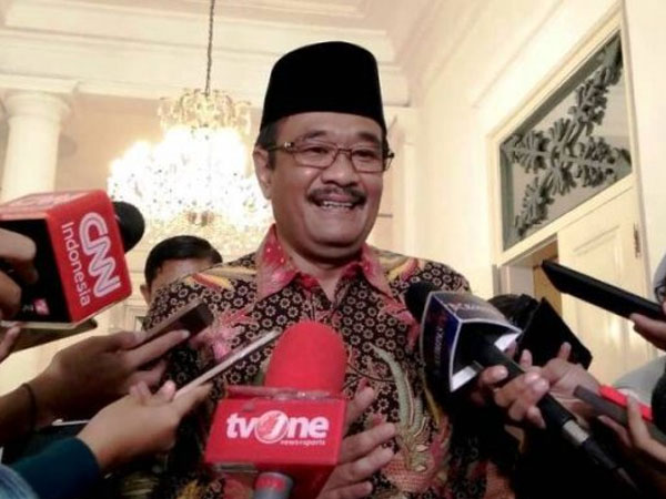 Djarot Ungkap Hal yang Bikin 'Deg-degan' Jelang Lengser dari Jabatan Gubernur DKI Jakarta