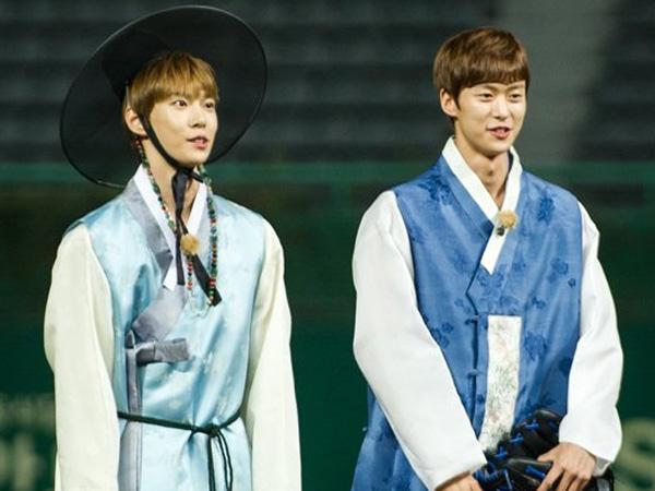 Pertama Kali, Gongmyung 5urprise & Doyoung NCT Tampil Bareng di Program Spesial Chuseok