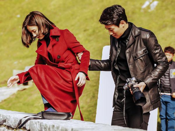 Chemistry Kim Rae Won dan Shin Se Kyung Sukses Buat 'Black Knight' Dapat Rating Tinggi