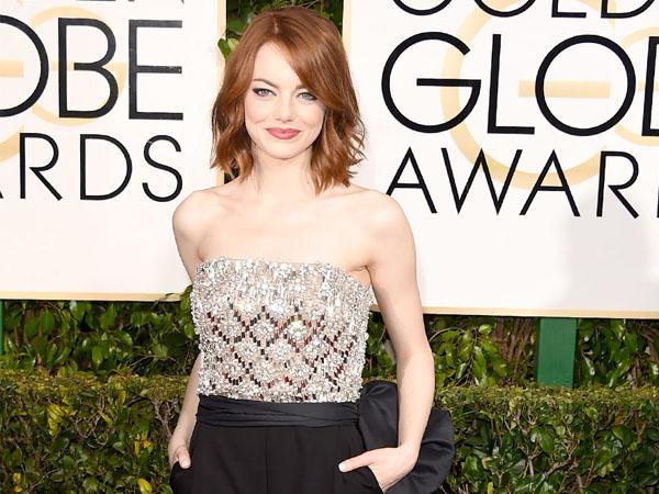 Emma Stone Akhirnya Buka Suara soal Isu Putus dengan Andrew Garfield