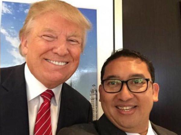 Soal Kemenangan Donald Trump, Fadli Zon: Buat Indonesia Akan Lebih Bagus