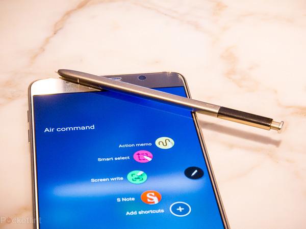 Jelang Rilis, Bocoran Video Ungkap Fitur Canggih Pemindai Mata di Samsung Galaxy Note 7!