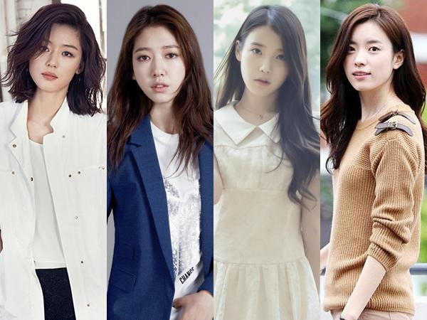 Punya Paras Sempurna, 4 Aktris Korea Ini Dianggap Cocok dengan Gaya Rambut Apapun