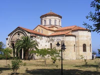 Demi Turis, Gereja Kuno Hagia Sophia Digunakan Untuk Masjid
