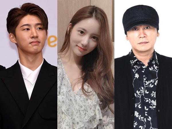 Han Seo Hee Buka Suara Usai Dikaitkan dengan Skandal Yang Hyun Suk dan B.I
