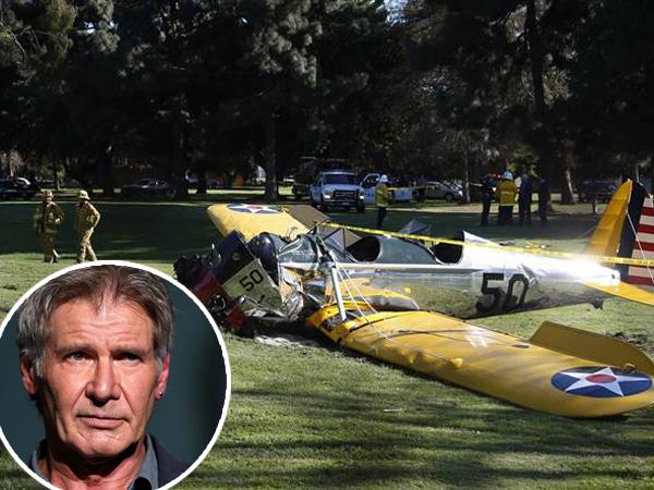 Duh, Aktor 'Indiana Jones' Harrison Ford Terlibat Kecelakaan Pesawat!