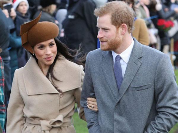 Ratu Elizabeth Sampaikan Sebuah Larangan untuk Pernikahan Harry dan Meghan Markle