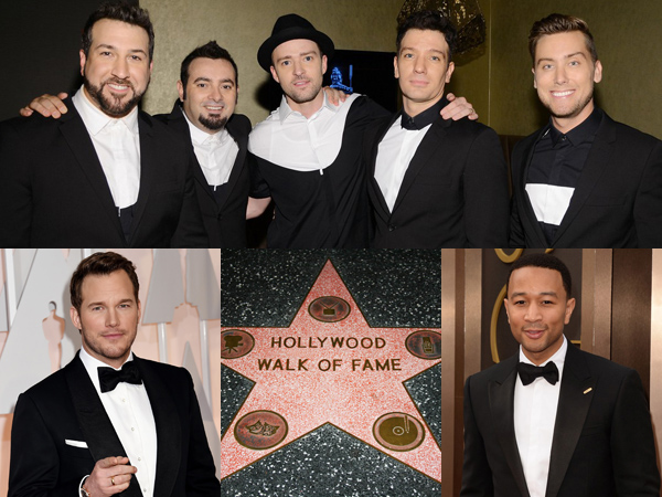 Dari John Legend Hingga NSYNC, Ini Selebriti Yang Dapat Hollywood Walk of Fame 'Class of 2017!