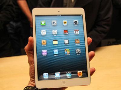 iPad Mini Kini Hadir Dengan Layar Retina