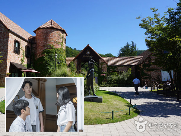 Masuki Dunia Drama Extraordinary You dengan Mengunjungi Jade Garden