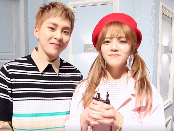 Pertama Kali Kolaborasi Bareng Jimin AOA, Apa Kata Xiumin EXO?