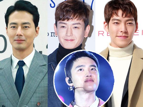 Ke Jepang Bareng, Para Aktor Tampan Ini Bakal Dukung D.O di Konser EXO?
