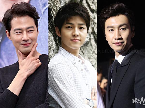 Foto Liburan Jo In Sung, Song Joong Ki, dan Lee Kwang Soo di Thailand Bocor