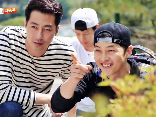 Jo In Sung dan Song Jong Ki, Dua Bintang yang Paling Dinantikan Di 'Running Man'!