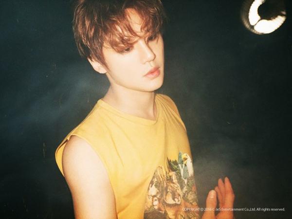 Siap Comeback Solo, Junsu JYJ Rilis Bocoran Lagu Dari Album Terbarunya 'Xignature'!