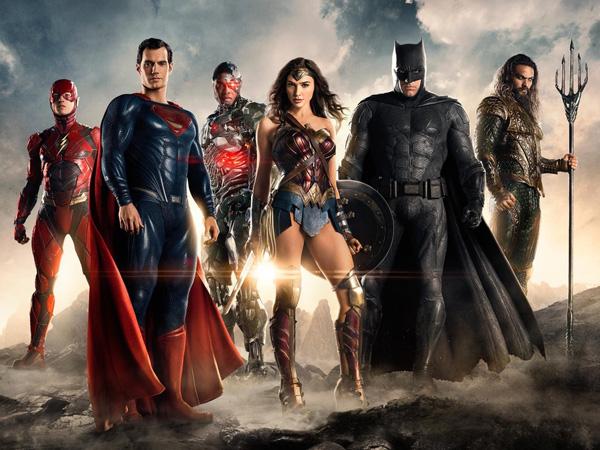 Kumpulkan Para Super Hero, 'Justice League: Part One' Pukau Penggemar di Comic Con 2016