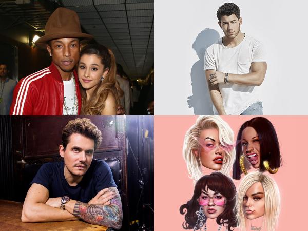 John Mayer, Rita Ora Hingga Christina Aguilera Rilis Musik Baru Minggu Ini!