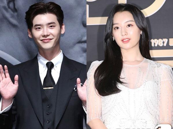 Dapat Tawaran Main Drama Bareng, Lee Jong Suk dan Kim Ji Won Bakal Reuni?