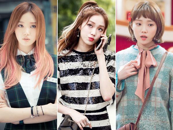 Melihat Gaya Fashion Lee Sung Kyung yang Stylish dalam Setiap Drama