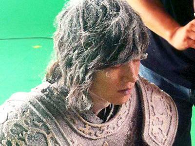 Lee Min Ho Beku Dalam Syuting Serial Faith