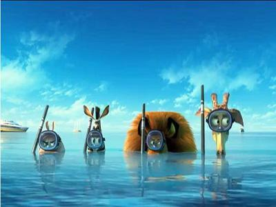 Madagascar 3 Rajai Box Office