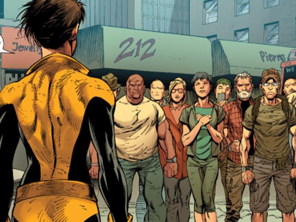Heboh Komik Marvel Garapan Orang Indonesia Selipkan Al-Maidah 51 dan Aksi 212!