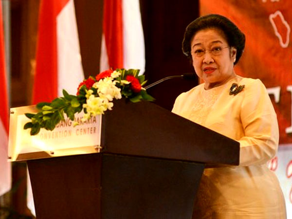 Beri Pidato Peringatan Hari Lahir Pancasila, Megawati Menangis Haru