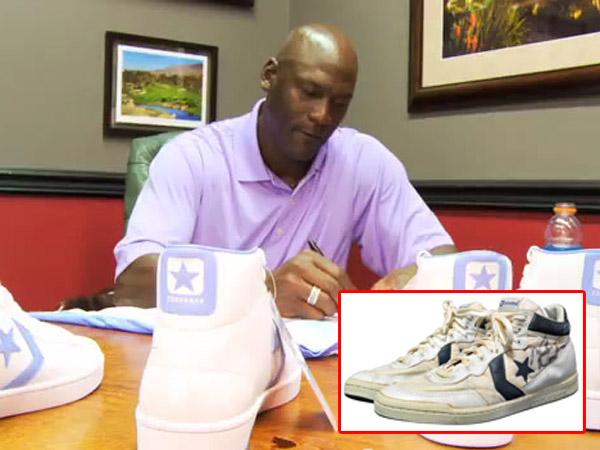Sneakers Legenda NBA Michael Jordan Pecahkan Rekor Dunia Terjual 2.5 Miliar!