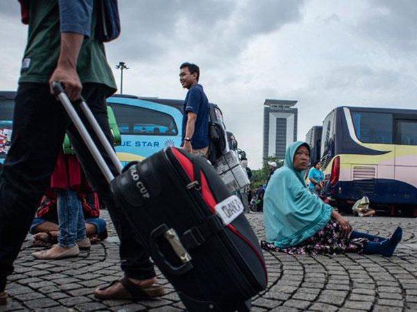Per 24 April, Pesawat Hingga KA Stop Beroperasi dan Kendaraan Pribadi Dilarang Keluar Jabodetabek