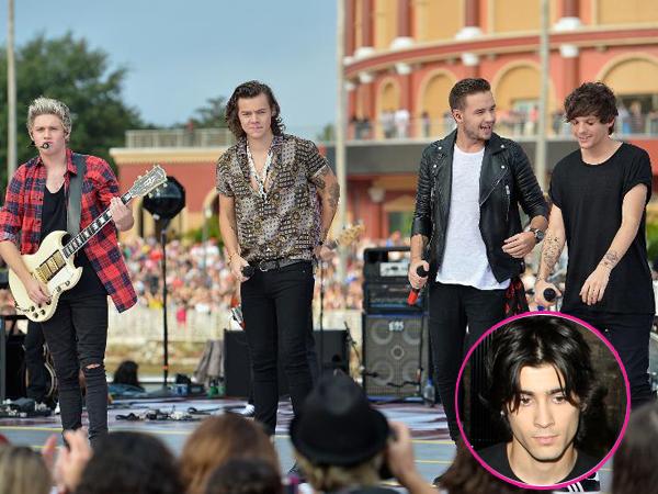Tidak Terlihat Bersama One Direction di Australia, Zayn Malik Sudah Resmi Keluar?