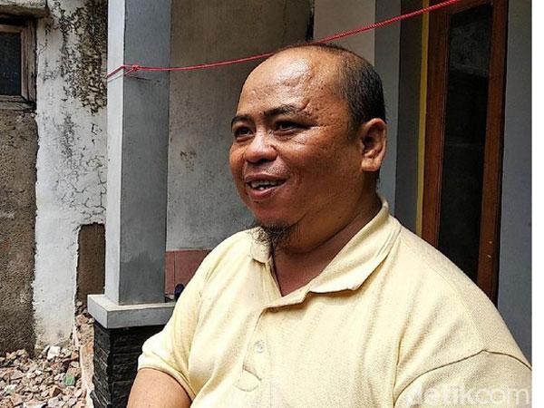 Ini Dia Sosok Tetangga Dermawan yang Relakan Lahannya untuk Akses Jalan Rumah Pak Eko