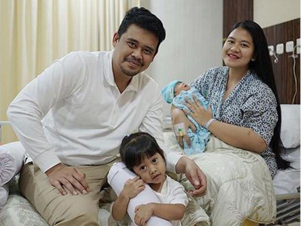 Panembahan Al Nahyan, Anak Kedua Kahiyang Ayu dan Bobby Nasution