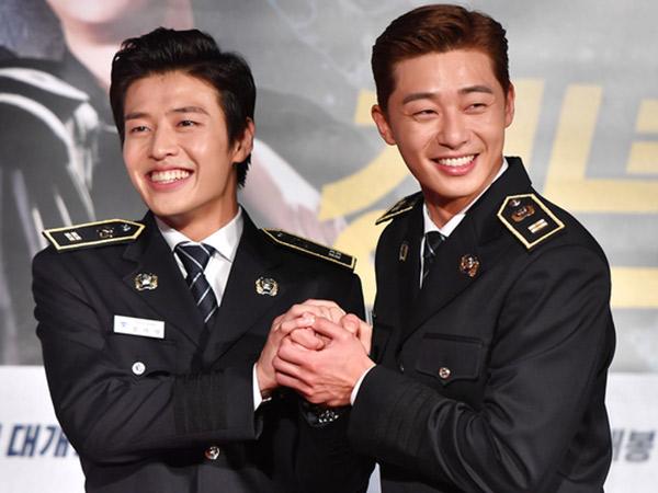 Park Seo Joon dan Kang Ha Neul Ikut Dikonfirmasi Jadi Bintang Tamu 'Running Man'!