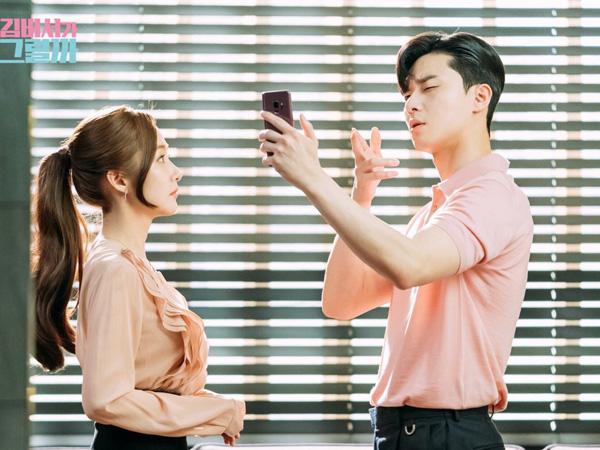 Jawaban Bijak nan Cerdas Park Seo Joon Soal 'Bukti' Pacaran dengan Park Min Young