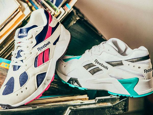 Usai 25 Tahun, Brand Fashion Reebok Luncurkan Kembali Sepatu Lari Aztrek Versi Original