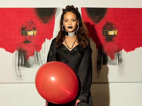Album Barunya Belum Rilis, Rihanna Umumkan Lebih Dulu Jadwal Tur Dunianya