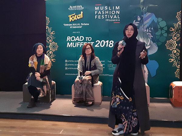 MUFFEST 2018 Targetkan Indonesia Sebagai Pusat Fashion Muslim Dunia