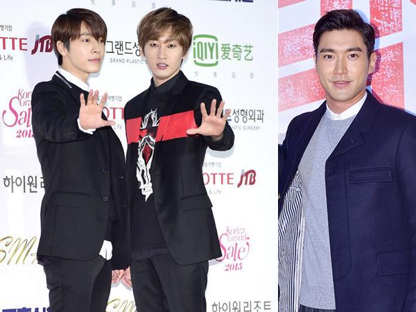 Donghae dan Eunhyuk Beri Tahu Alasan Kenapa Siwon Tak Boleh Gabung di D&E