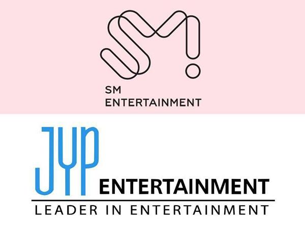 SM Entertainment dan JYP Entertainment Kerja Sama Bangun Aplikasi