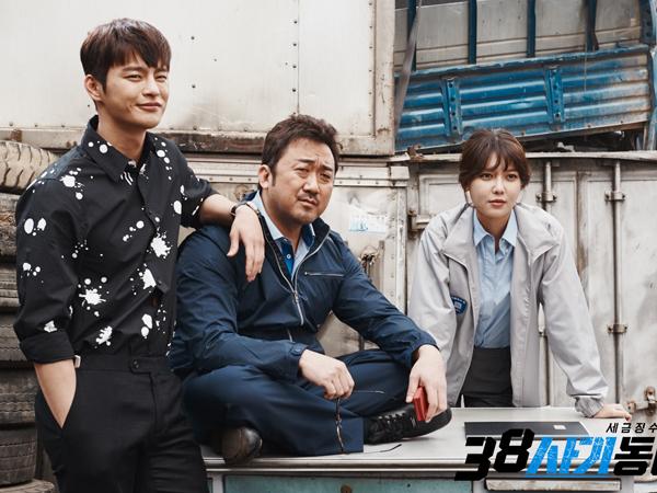 Produksinya Sekelas Internasional, Penonton Ingin Drama 'Squad 38' Dibuat Sekuel Selanjutnya!