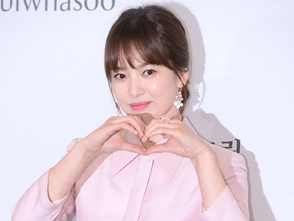 Perdana Kerja Usai Nikah, Song Hye Kyo Tuai Pujian Tampil Cantik Tanpa Make-Up!