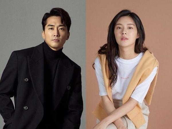 Song Seung Heon Comeback Drama Bertema Politik Bareng Lee Sun Bin