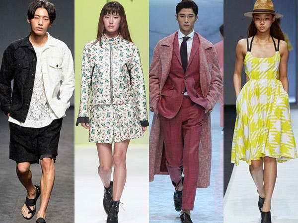 Tren Fashion Spring/Summer 2016 dari Seoul Fashion Week