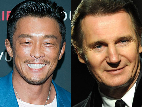 Wow, Chu Sung Hoon Dapat Tawaran Main Film Bareng Liam Neeson!